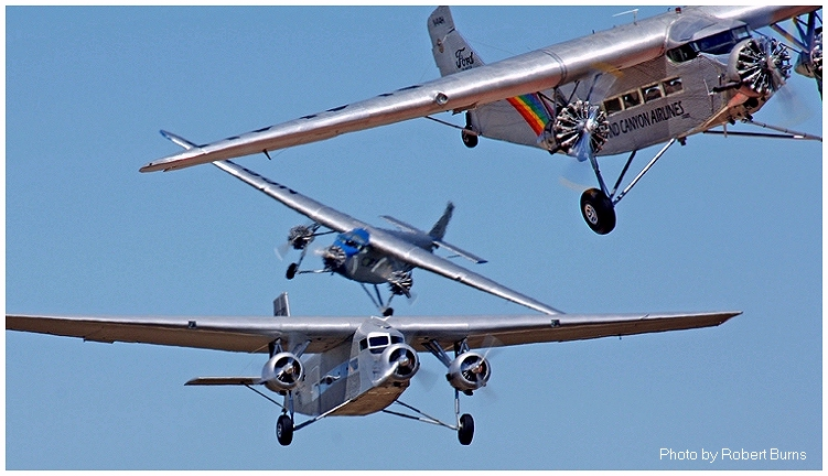 Eaa Ford Trimotor On The Loose The Fal Files